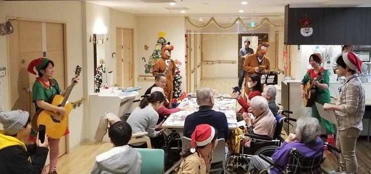 木下川クリスマス会