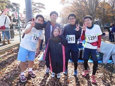 蓮田マラソン